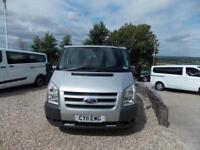 Ford Transit 280 Limited Tourneo 9 Seater Minibus 2.2 Manual Diesel