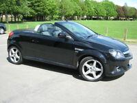 2004 54 REG Vauxhall Tigra 1.8i 16v ( a/c ) Sport Convertable
