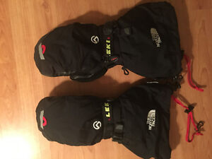 BEST MITTS IN THE MARKET -  size xl - LEKI north face