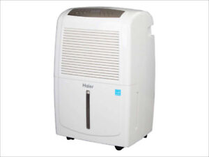 Dehumidifiers, Window a/c & Portable a/c's repaired.
