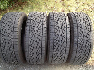 4 Pirelli ATR tires for sale!