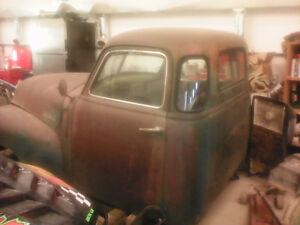 Chevy 5 Window cab