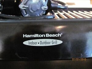 Electric BBQ GRILL**INdoor/Outdoor