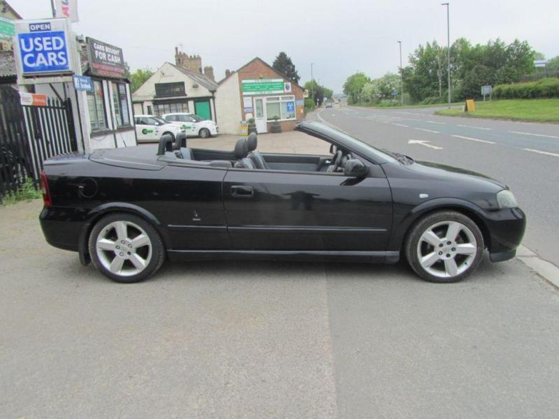 2005 Vauxhall Astra 1 8 Convertible Sporty Reliable