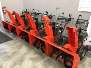 Ariens Snow blowers  in Stock at Patterson Sales Truro
