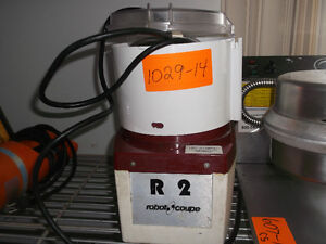 Robo Coupe R2 Food Processor  #1049-14