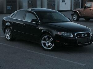 2008 Audi A4 2lt turbo awd Sedan