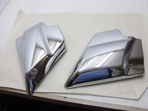 New Aftermarket Chrome Side Cover panels HD Touring