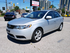 2010 Kia Forte EX  Safety and E-Tested