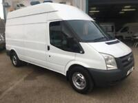 FORD TRANSIT TDCI 350 LWB HIGH ROOF 140BHP 6 SPEED FULLY FITTED WORKSHOP