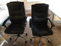 SECOND HAND OFFICE CHAIRS
