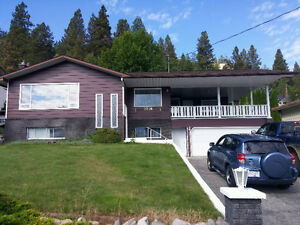 Gorgeous ( kelowna ) full house for rent blocks away from beach