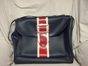 Vintage carry all for laptop etc.