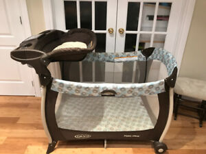 Baby Grace pack and play playpen parc deluxe model