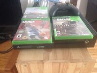Xbox ONE with 3 games $400