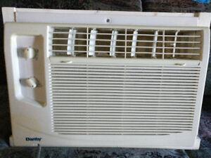 Air climatisé DANBY :: Installation de fenêtre