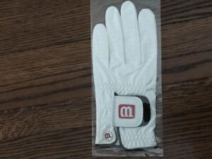 New Golf Glove