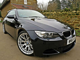 2011 BMW M3 4.0 420 BHP DCT COMPETITION PACK. OVER £9K OF BMW OPTIONS !!