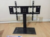 "stand table top universal tv stand 32""-55"" new"