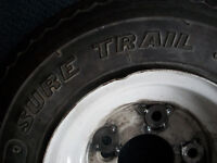 WANTED TiRE -(4.80 x 8)  + TUBE