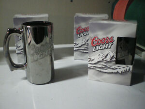 Coor Light Mugs
