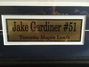 Framed Signed Jake Gardiner Picture Still in Packaging London Ontario image 5