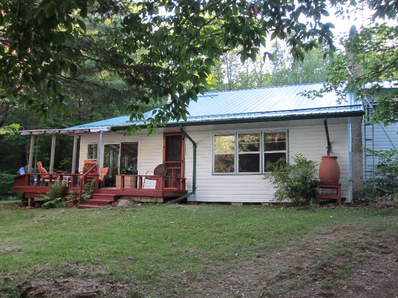 2 cottages for rent chandos lake now booking for summer - How much to deep clean a 3 bedroom house ...