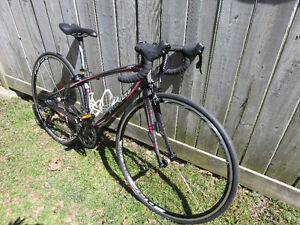 REDUCED -  Women's Carbon Road Bike