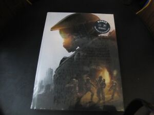 Halo 5 Guardians Collectors Edition and Strategy Guide New