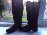 New Look size 5 long boots new