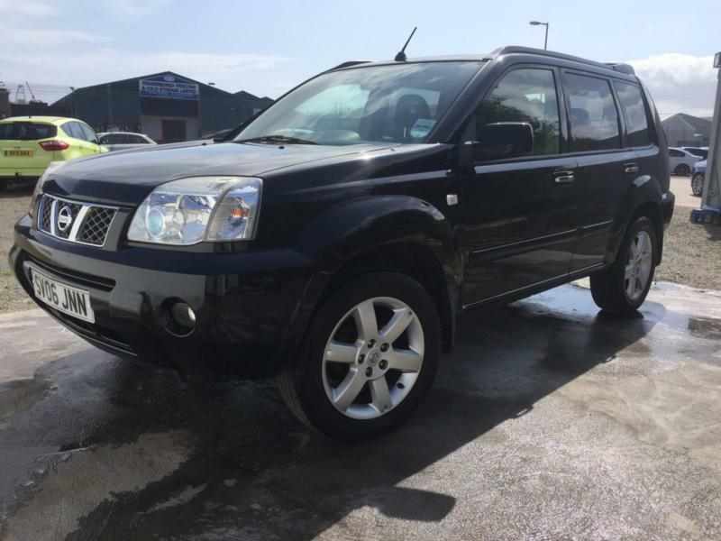 nissan x trail 136 2006my columbia 4x4 in fraserburgh aberdeenshire gumtree. Black Bedroom Furniture Sets. Home Design Ideas