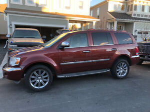 2007 Chrysler Aspen limited  $6500 OBO