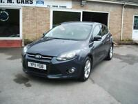 2011 Ford Focus 1.6TDCi Zetec 5d **69k / FSH / £20 Tax**