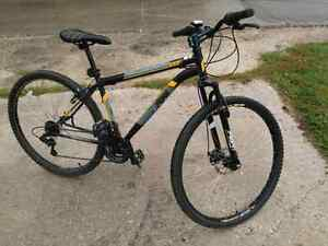 Used mountain bicycle for $70