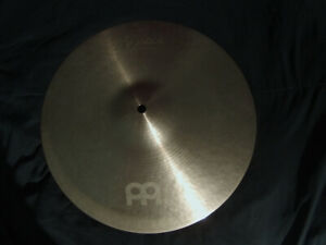 "Used 16"" Meinl Byzance Jazz Extra Thin Crash - 130$"