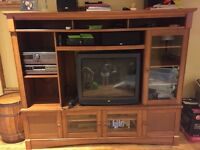 Tv unit and more accessories
