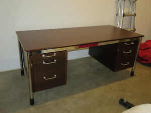 Large desk from IKEA