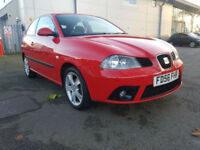 2006/56 SEAT IBIZA 1.4 SPORT - STUNNING EXAMPLE - 2 LADY OWNERS LAST 6 YEARS