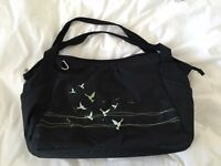 Lassig twin changing bag