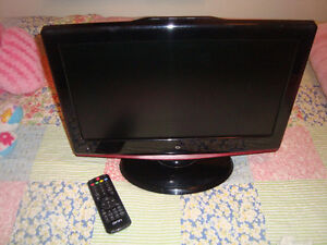 "flat screen 19"" tv"