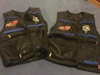 Nerf strike jackets