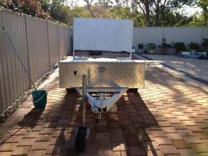 Motorcycle Trailer Cannington Canning Area Preview