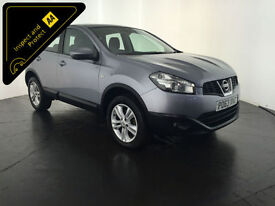 2013 63 NISSAN QASHQAI ACENTA IS DCI 1 OWNER NISSAN SERVICE HISTORY FINANCE PX