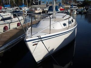 25' Catalina cruiser/racer