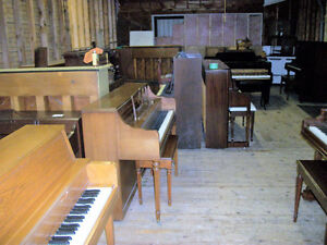 Pianos looking for new homes !! Or we can move yours !!