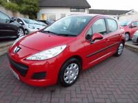 2010 Peugeot 207 1.6 HDi S 5dr (a/c)