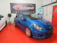 2012/12 VAUXHALL CORSA VXR BLUE - FORGED 250BHP - ££;S SPENT