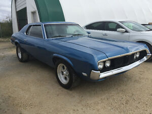 1969 Cougar XR7 S Code big block 4spd