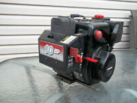 Tecumseh 10 Hp Dual shaft SnowKing Engine