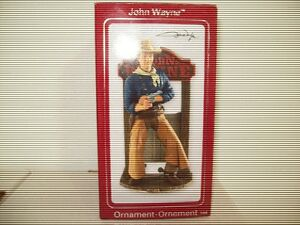 John Wayne Christmas Ornament Carlton Cards